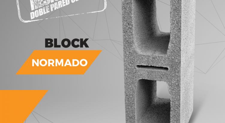 blok normado